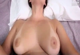 POV pounding for a thick bitch here