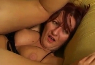 Stripper heels mommy getting violated