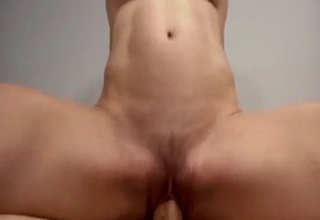 Mommy riding her son's hot cock