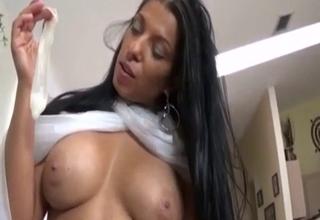 Amazing incest with a busty ass bitch