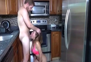 Incredible incest in the kitchen