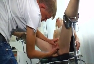 Examination room incest video